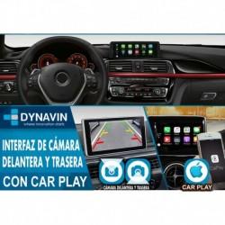 Carplay + Cámara Delantera + Cámara trasera para BMW EVO ID6