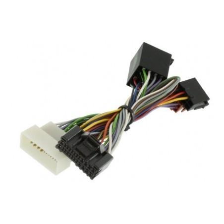 Conjunto conectores ISO-OEM Kia , Hyundai