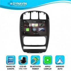 Dynavin N7X Pro para CHRYSLER GRAN VOYAGER (2000-2007)
