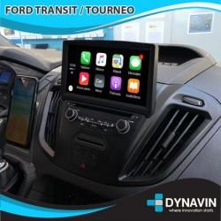 Pantalla Android para FORD TRANSIT, TOURNEO CUSTOM (+2012)