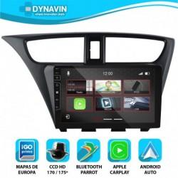 Dynavin N7X PRO para HONDA CIVIC MK9 EUROPEO (+2011)