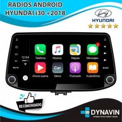 Android para HYUNDAI i30 (+2018)