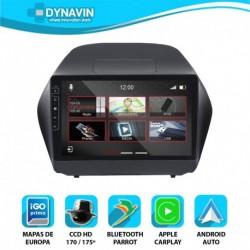 Dynavin N7X PRO para HYUNDAI ix35