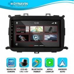 Dynavin N7X PRO para KIA CARENS (+2013)