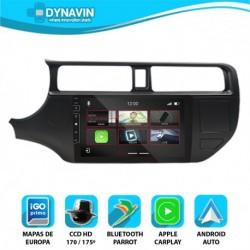 Dynavin N7X PRO para KIA RIO (+2011)