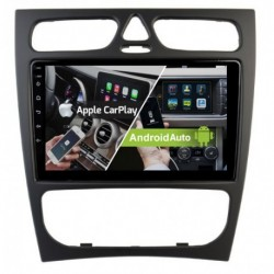 Megandroid para MB CLASE C W203, CLC SPORTCOUPE y CLK W209*** (PRE-RESTYLING)