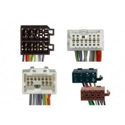 Conjunto conectores ISO-OEM Nissan