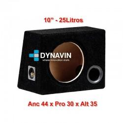 """TA-Innovation-CON BASS REFLEX: 10"""", 25Li. Anc 44 x Pro 30 x Alt 35"""