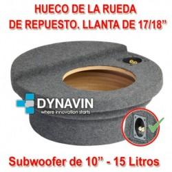 CAJA ACUSTICA HUECO LLANTA...