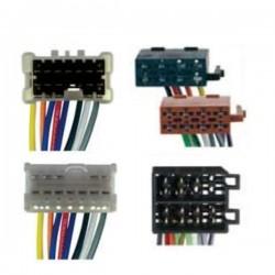 Conjunto conectores ISO-OEM Renault