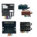 Conjunto conectores ISO-OEM VW