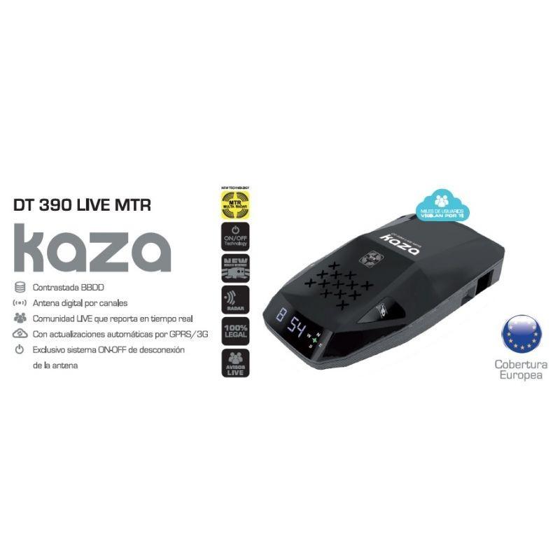 Kaza KZ DT390 LIVE MTR
