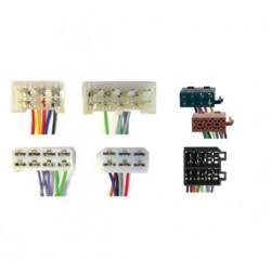 Conjunto conectores ISO-OEM Tata