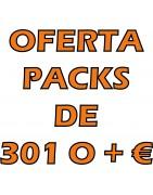 Compra de pack de oferta