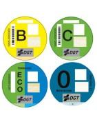 Comprar Distintivos Ambientales DGT