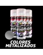 Comprar metalizados y cromados acrilicos 400ML